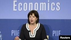Ministrja e Financave të Ukrainës, Natalie Yaresko