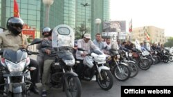گشتهای موتوری امر به معروف و نهی از منکر انصار حزبالله