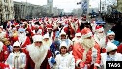 Belarusda Şaxtababaların yürüşü