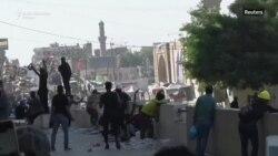 Sukobi na ulicama Bagdada