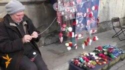 Tradiţia mărţişorului la Chişinău
