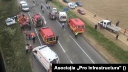 Accidentele rutiere sunt frecvente pe șoselele din România, însă autoritățile spun că nu din cauza drumurilor ci mai degrabă din vina șoferilor.