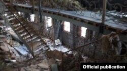 Скопје- се урива една од трите галии во Вардар, 18.09.2021