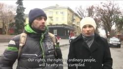 Vox Pop: What Ukrainians Think About Martial Law