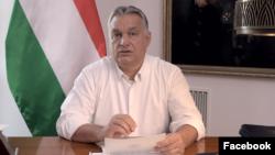 Венгерский премьер-министр Виктор Орбан.
