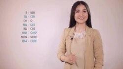 «Elifbe» video dersleri. Qırımtatar zamirleri