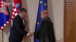 Milanović preuzeo funkciju predsjednika Hrvatske