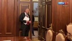 """Путин о """"поделках"""" его внуков"""