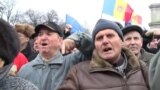 Thousands Join Moldova Protests