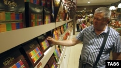 Roshen exports its products to several former Soviet republics. (file photo)