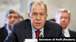 Ministri i Jashtëm i Rusisë, Sergei Lavrov