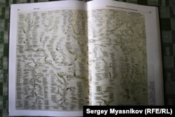 Генеалогическое древо семьи Вибе, 1500 родственников. Слева – Канада и США, справа – немцы, которые остались в России