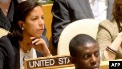 Ambasadorja amerikane në Kombet e Bashkuara Susan Rice