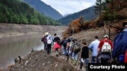 Perućac: Potraga za tijelima žrtava iz Višegrada