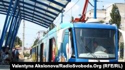 Новий трамвай російського виробництва