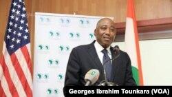 Amadou Gon Coulibaly, 2017.