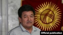 Нурмамат Ашымов