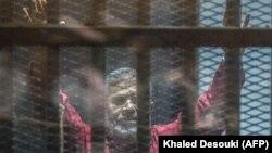 Presidenti i përmbysur i Egjiptit, Muhammad Morsi.