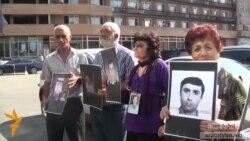 Մարտի 1-ի զոհերի ծնողները վրդովված են. «Քոչարյանն ի՞նչ երեսով պետք է վերադառնա»
