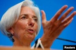 Глава МВФ Кристин Лагард довольна испанскими реформами