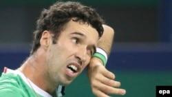 Казахстанский теннисист Михаил Кукушкин.