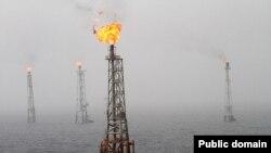 آلودگی خلیج فارس
