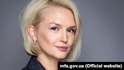 Речниця МЗС України Катерина Зеленко, фото прес-служби