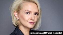 «Крим – це Україна. Рекорди мають бути чесними», – написала у Twitter речниця Міністерства закордонних справ України Катерина Зеленко