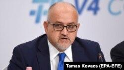 Ministri i Jashtëm i Malit të Zi, Srgjan Darmanoviq.