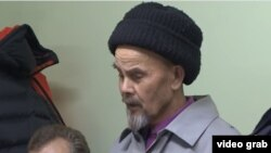 """What I've done is bad,"" said Misbakh Sakhabutdinov at this court hearing. ""It is not good. But what is done is done."""