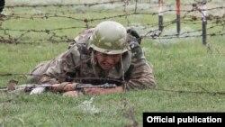 Армиядагы жоокер
