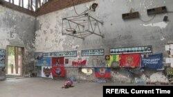 Мемориал погибшим в бесланской школе