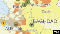 نقشه بغداد