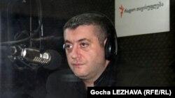 Эксперт Кахи Кахишвили
