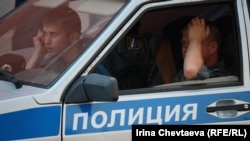 Московская полиция. Иллюстративное фото.