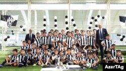 «Yuventus» Futbol Akademiyası