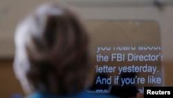 اف بی آی: در بررسی اخیر ایمیلهای جدید کلنتن کدام مورد از نقض قانون پیدا نشدهاست.