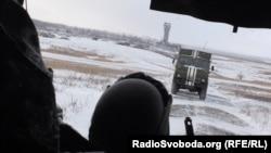«Новий» термінал Донецького аеропорту (фотографії «кіборга» Миколи Тихонова)