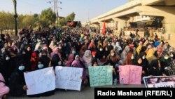 اعتراض شیعههای پاکستان در پیوند به کشته شدن ۱۱ معدنچی در ایالت بلوچستان