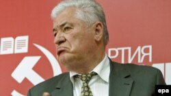 Moldovan ex-President Vladimir Voronin