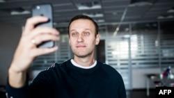 Ресейлік оппозициялық саясаткер Алексей Навальный. 22 қазан 2017 жыл.