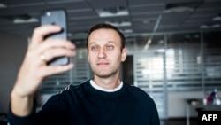 Alekseý Nawalnynyň tussaglykdan çykan pursadynyň yz ýany. Moskwa. 22-nji oktýabr.