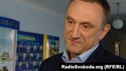 Міський голова Добропілля Андрій Аксьонов