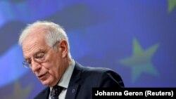 Шефот за надворешна политика на ЕУ, Џозеф Борел
