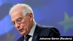Високиот претставник за надворешна политика на Европската унија Жозеп Борел