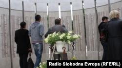 Spomenik žrtvama logora Omarska, foto: Erduan Katana