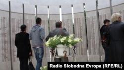 Obilježavanje Dana logoraša u BiH, Kozarac