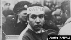 Участник татарского национального движения. 1990-е годы