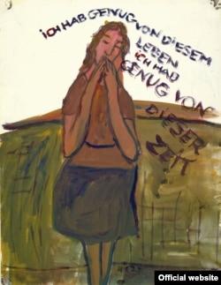 """Charlotte Salomon """"Ich habe genug..."""" (1942-43)"""