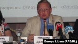 Mihail Deliaghin la Chişinău